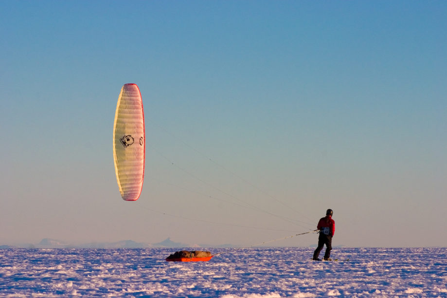 Kite Ski Greenland