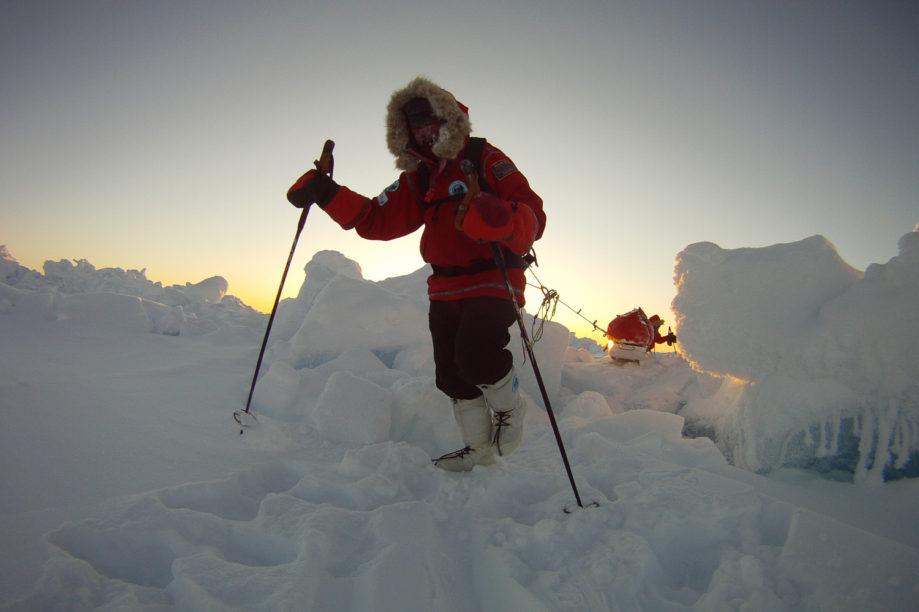 Ski to the North Pole