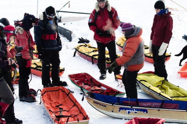 Customized Polar Training Courses